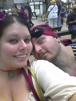 Find someone you can go to the Faire with...and then go every year!