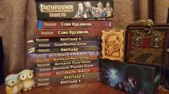 Pathfinder and Magic the Gathering