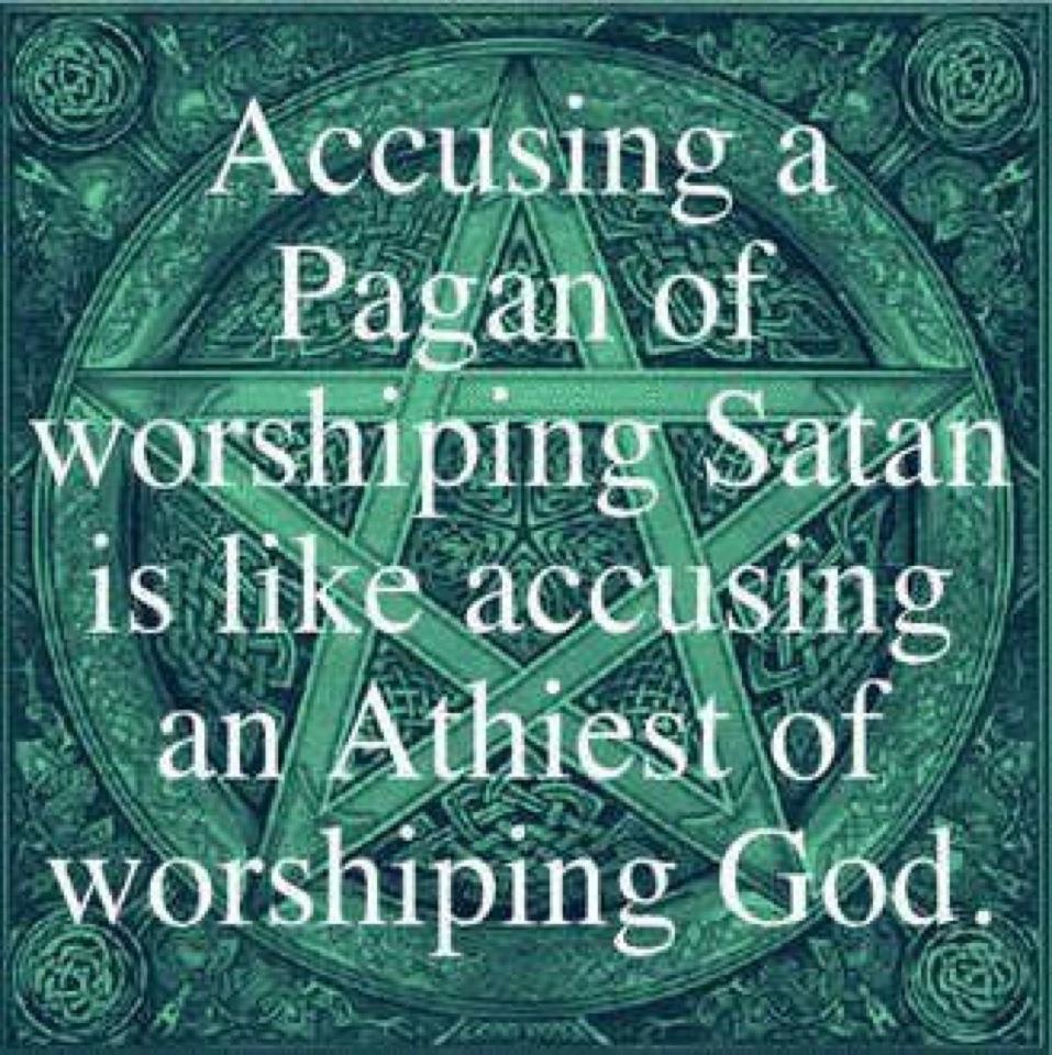 pagan-satan